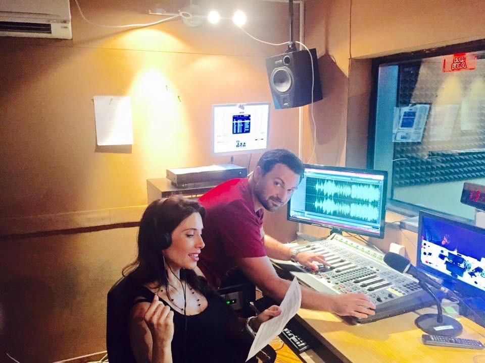 Radio Show with Pilar