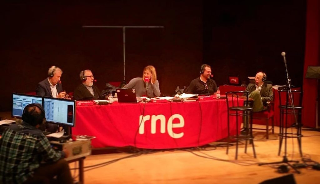 Radio with a Live Audience