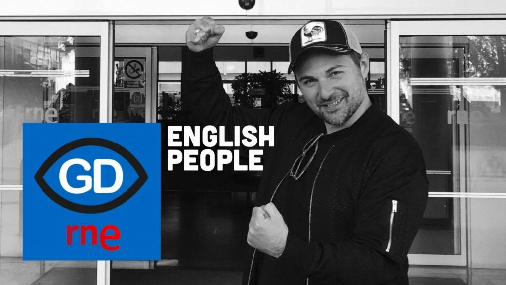 English People on Radio Nacional