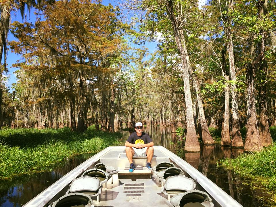 Down in The Bayous of Louisiana