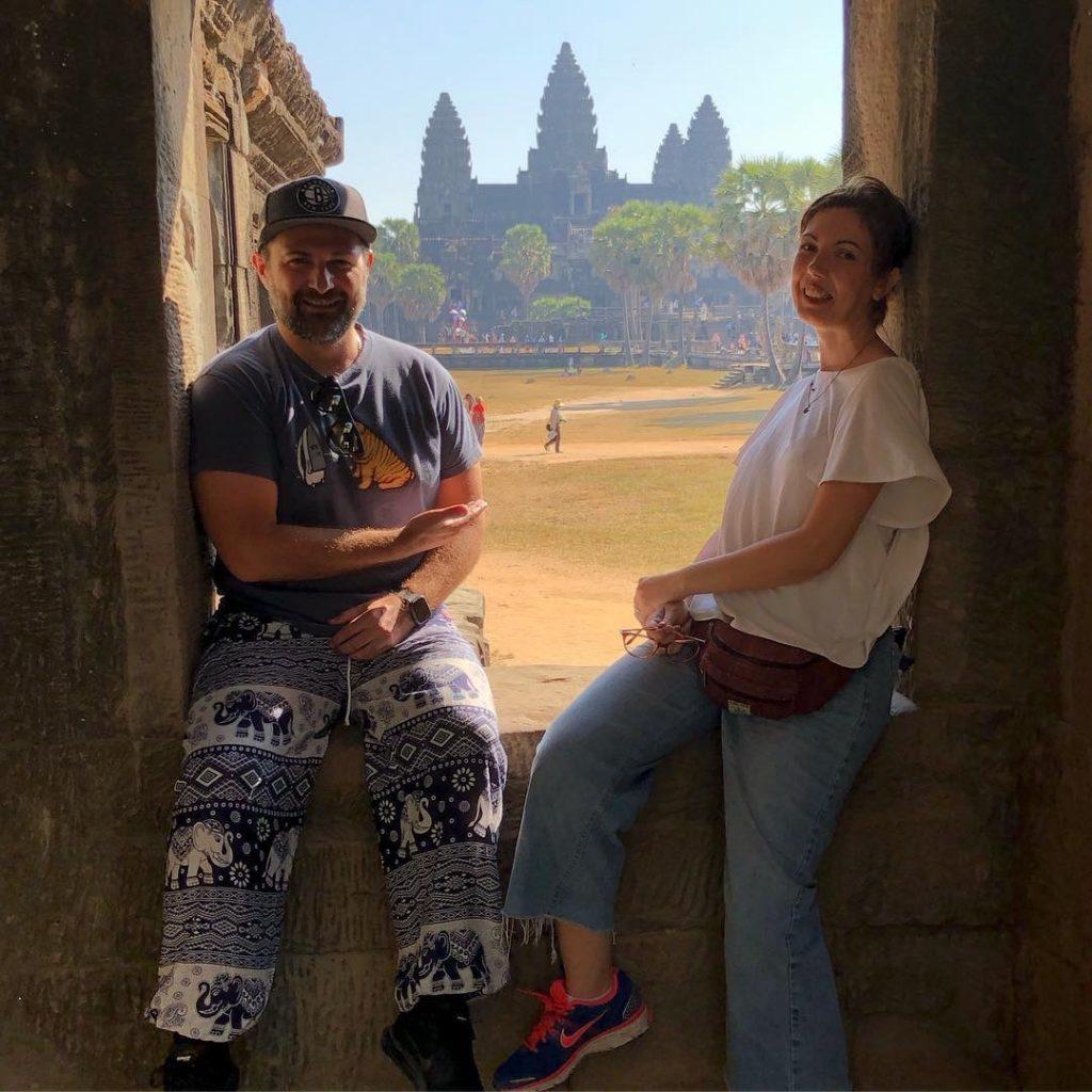 Angkor Watt, Siem Reap, Cambodia